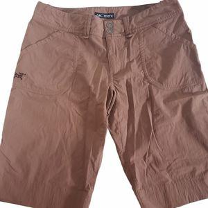 Arc'teryx Women's Dusty Rose Hiking Shorts